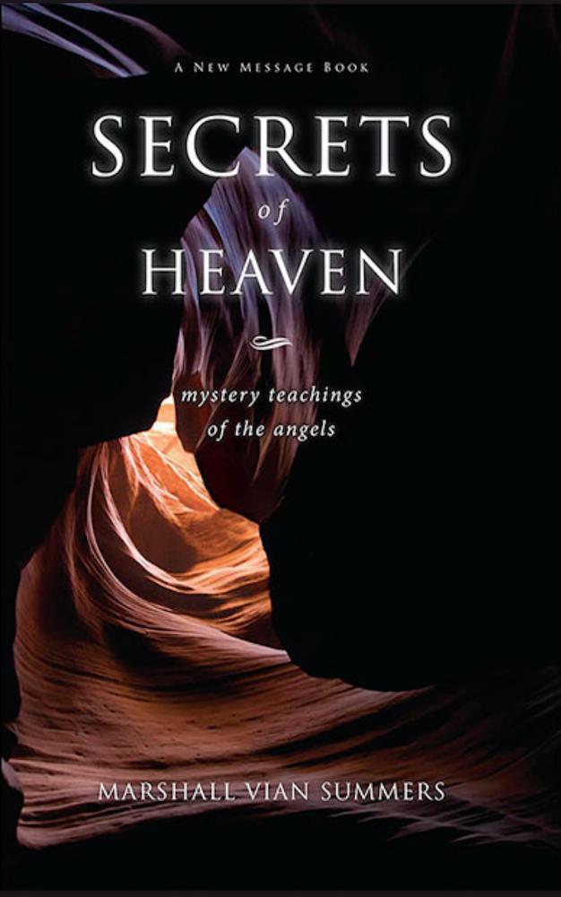 Secrets of Heaven Book cover